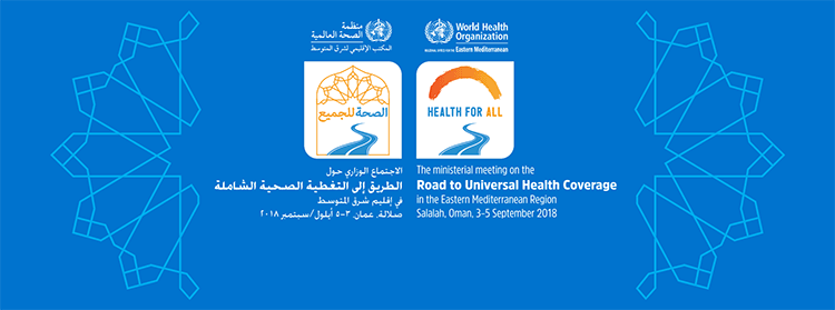 Ministerial meeting paves the way for universal health coverage in the Region