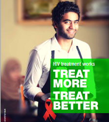World AIDS Day 2013 poster