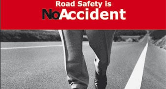 World Health Day 2004: Road safety