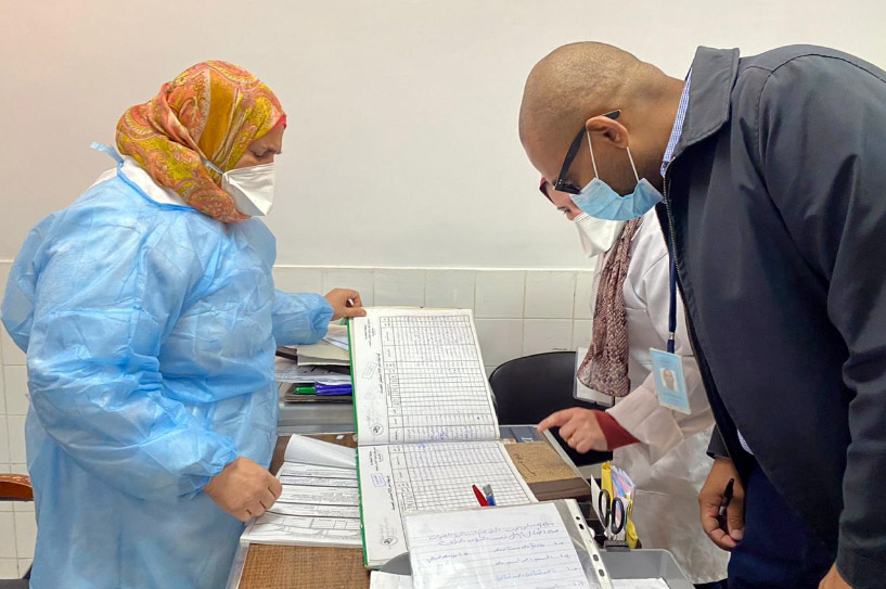 Who Emro Who Delegation Concludes Covid 19 Technical Mission To Egypt News Media Centre
