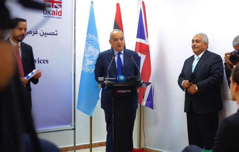 UK Government and World Health Organization (in partnership with the Ministry of Health of Libya) are launching project to support access to primary health care   services in Libya