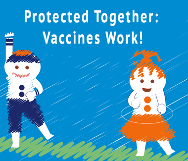 World Immunization Week 2019 - Protected together: Vaccines work!