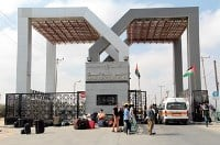 Rafah border crossing, October_2013