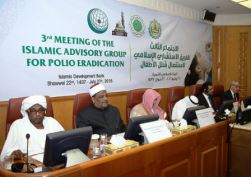 Islamic Advisory Group supports final push for polio eradication