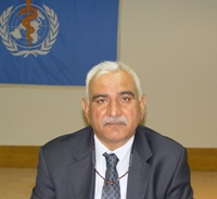 The sad demise of Dr Ali Jaffer, Chairman of the WHO Eastern Mediterranean Regional Commission for Certification of Poliomyelitis Eradication