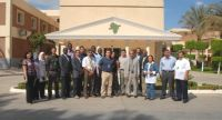 A group photo of the participants taking part in the NAMRU-3/WHO training on_insecticide_resistance