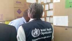 WHO EMRO | WHO pre-positions emergency supplies in Somalia