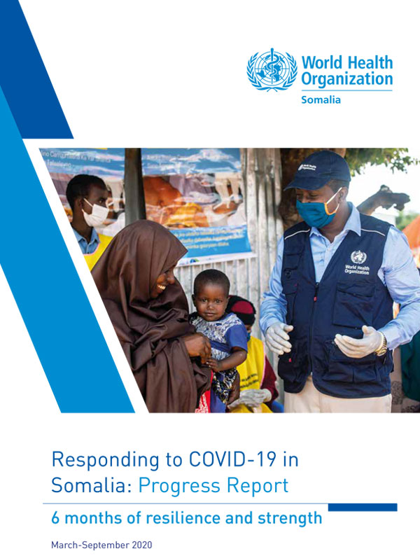 Response to COVID-19 in Somalia