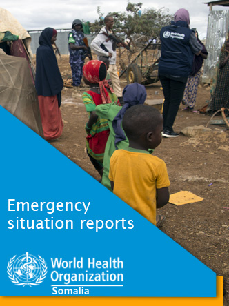 Somalia emergency situation reports
