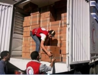 WHO and Syrian Arab Red Crescent (SARC) deliver medical aid to opposition-controlled areas in Daraa and Rural Damascus