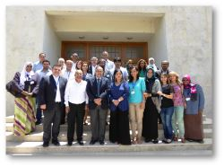 Implementation research training, Pasteur Institute, Tunis, 15–17 June 2015
