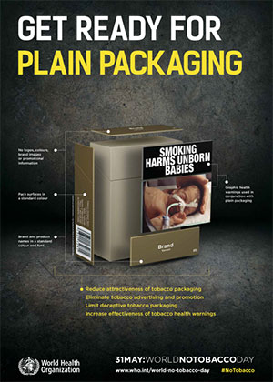 Saudi Arabia adopts plain packaging on tobacco products: A groundbreaking step for tobacco control