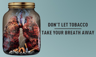World No Tobacco Day, 31 May