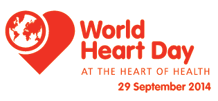 World Heart Day - At the heart of the health - 29 September 2014