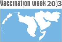 Vaccination Week 2013 logo