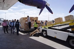 Second_WHO_aid_shipment_carrying_more_than_20_tonnes_of_medicines_and_medical_supplies_arrives_in_Sanaa