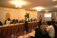 The training targeted 33 participants from 5 different NGOs who have been trained on the principles and techniques of psychological first aid