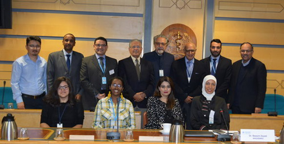Meeting of the Eastern Mediterranean Research Review Ethics Review Committee